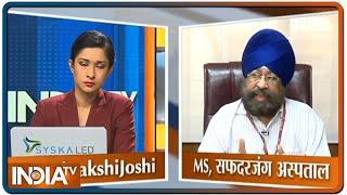 क्या दिल्ली में मौत के नंबर में हेराफेरी हो रही हैं? |  Dr. Balvinder Singh Exclusive - INDIATV