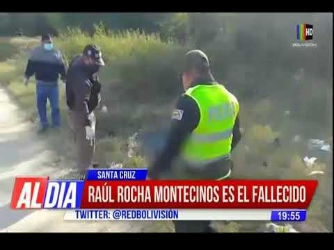 Tras los asesinos de Raul Rocha Montecinos