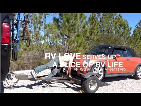 A Slice of RV Life Episode #29: Flat Battery