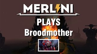 [Merlini's Catalog] Broodmother on 27.11.2014 - Game 11/11