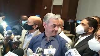 Gonzalo pide a candidatos no dar declaraciones hasta que la JCE ofrezca los resultados
