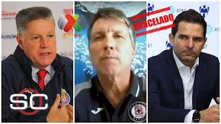 REACCIONES de PELÁEZ, SIBOLDI y DAVINO sobre la CANCELACIÓN del CLAUSURA 2020 | SportsCenter