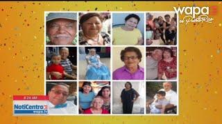 Titi Aixa felicita a nuestros viejos - 25 de febrero