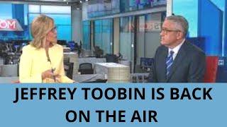 Jeffrey Toobin Returns To CNN, Calls Zoom Incident