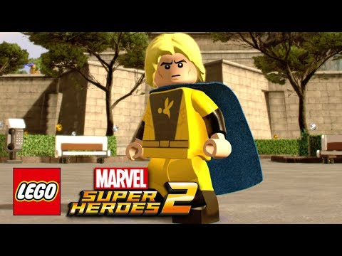 LEGO Marvel Super Heroes 2 - How To Make Sentry
