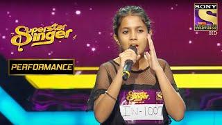 Abhinishtha's Voice Leaves A Lasting Impression | Superstar Singer - SETINDIA