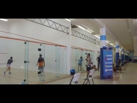 Complejo Deportivo de Squash