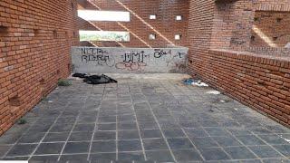 Miradores abandonados favorecen delincuencia en Santa Cruz