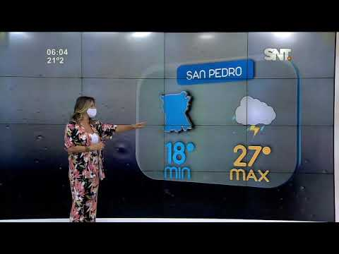 Pronóstico del clima: Semana fresca con probabilidades de lluvia
