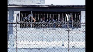 Motines e intentos de fuga en cárceles del país