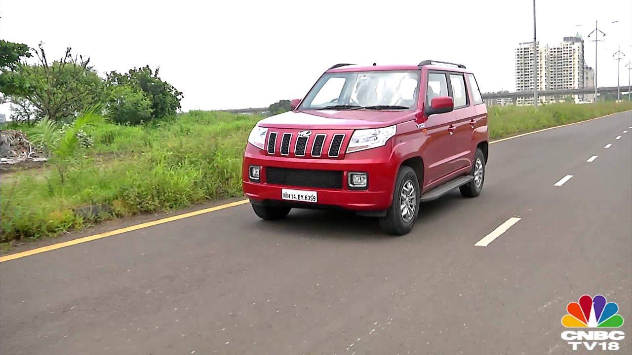 మహీంద్రా tuv300 - రోడ్ టెస్ట్ సమీక్ష
