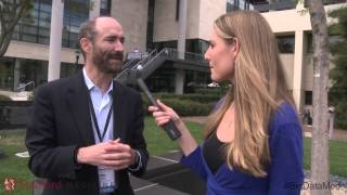 Behind the Scenes – Michael Snyder, Stanford University: Big Data in Biomedicine Conference