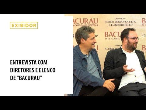 Entrevista com diretores e elenco de