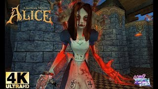 American McGee's Alice 4K + HD Patch