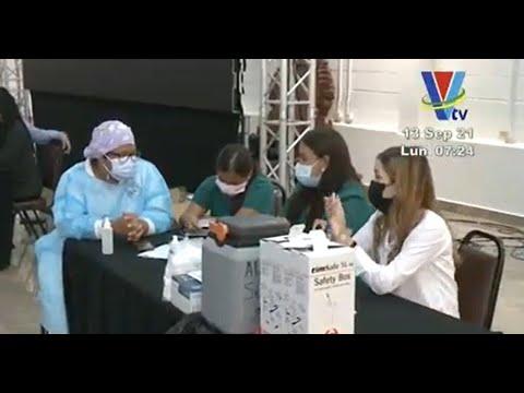 64,830 jóvenes serán inmunizados en séptima jornada de vacunación