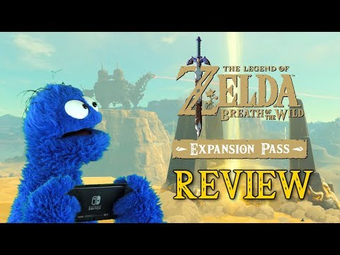 connectYoutube - Breath of the Wild Expansion Pass Review │ Worth Your Rupees?