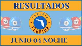 Loteria La Florida Noche Resultados de Hoy