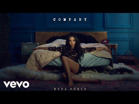 connectYoutube - Tinashe - Company (MUNA Remix) [Audio]