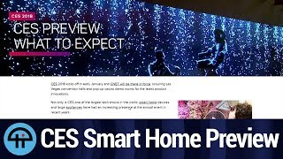 CES Smart Home Preview