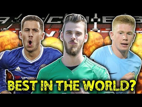 David De Gea Is The BEST Player In The Premier League Because... | #SundayVibes