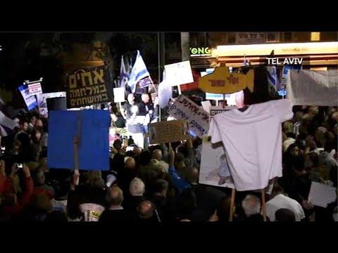 Israelis claim government corruption linked to Jerusalem recognition