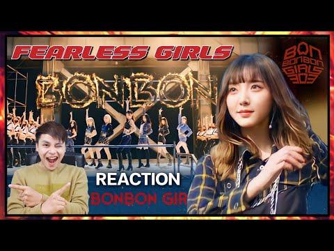 [REACTION]-MV-Fearless-Girls--