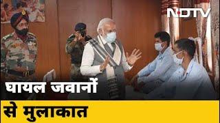 सारी दुनिया भारत के जवानों द्वारा दिखाए गए पराक्रम का विश्लेषण कर रही है : PM Modi - NDTVINDIA