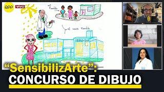 SensibilizArte: 1era exposición virtual de arte y dibujo elaborado por pacientes con cáncer infantil
