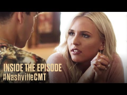 connectYoutube - NASHVILLE on CMT | Inside The Episode: Season 6, Episode 7