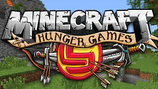 Minecraft: Hunger Games Survival w/ CaptainSparklez - GNARBUCKLE