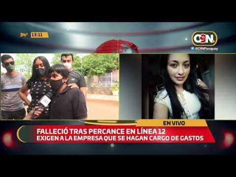 Mujer falleció tras percance en la Línea 12