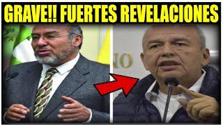 """Director destituido por Murillo hace Fuertes Revelaciones """"Corrupción en el Gobierno"""""""