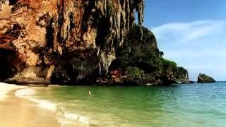 Phra Nang Beach, Railay, Thailand