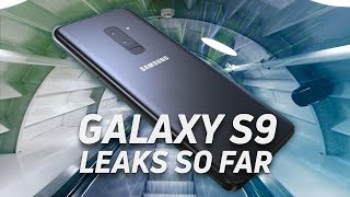 Samsung Galaxy S9 New Leaks & Rumors