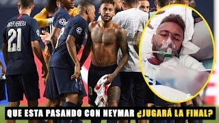 ¿Qué PASA con NEYMAR, ESTARÁ en la FINAL de la CHAMPIONS con el PSG
