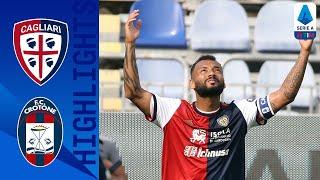 Cagliari 4-2 Crotone | Di Francesco vola, seconda vittoria consecutiva | Serie A TIM