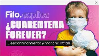 Coronavirus y Pandemia: ¿Tiene fin la cuarentena | Filo.news