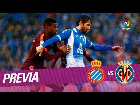 Previa RCD Espanyol vs Villarreal CF