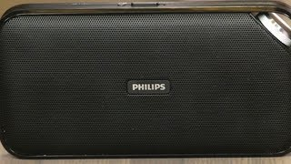 Philips BT3500: This slim $79 Bluetooth speaker is a relative bargain
