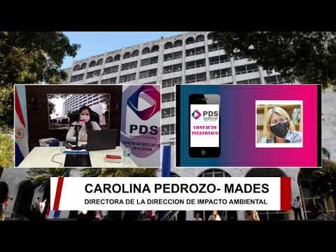 Entrevista- Carolina Pedrozo MADES- Caso Laguna Cerro