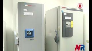 14 nuevos congeladores para almacenar la vacuna serán distribuidos en distintos puntos del país