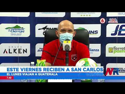 Marín podrá contar con plantel completo para Liga Concacaf