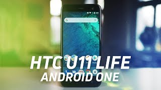 HTC U11 Life Android One review - the mid-range Pixel 2?