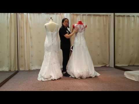 Download Youtube To Mp3 Wedding Dress Change Zip Lace Up Part 3