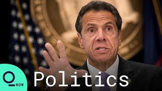 New York Democrats 'Building Consensus' on Ousting Governor Andrew Cuomo