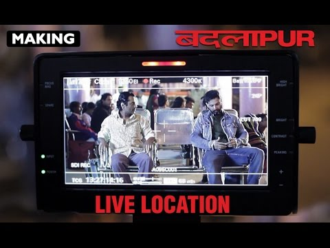 Badlapur - Behind the scenes