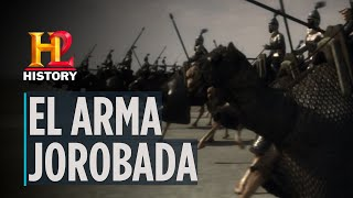 Jinetes de camellos en batallas - INVENTOS DE LA ANTIGÜEDAD
