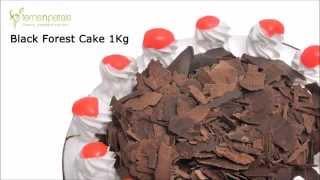 Black Forest Cake At Ferns N Petals