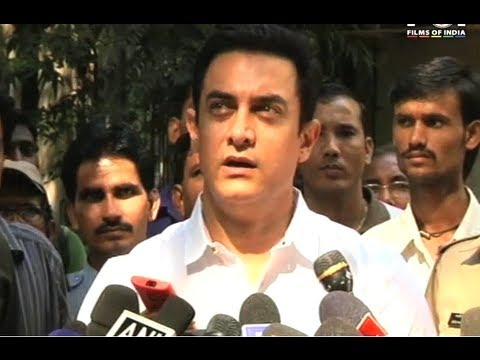 Aamir Khan Mourns The Death Of Dev Anand