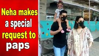 Neha Dhupia makes a special request to Paparazzi - BOLLYWOODCOUNTRY